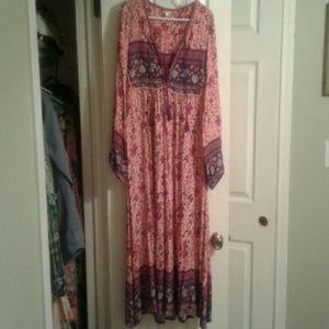 Dresses & Skirts - Folktown Blossom Maxi Dress COPY